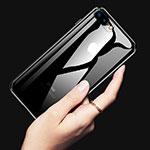 Custodia Silicone Trasparente Ultra Sottile Morbida A15 per Apple iPhone 8 Plus Chiaro