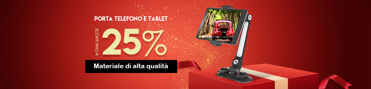 Supporti e Sostegni per tablet
