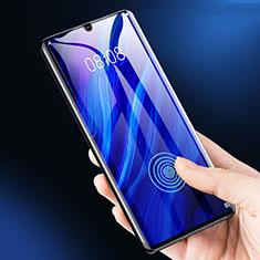 Pellicola in Vetro Temperato Protettiva Integrale Proteggi Schermo Film F07 per Huawei P30 Pro Nero