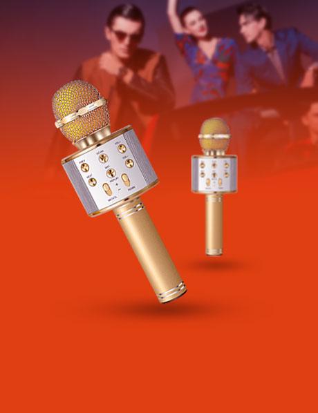 Mini Microfono