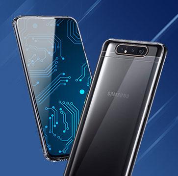 Custodie Samsung A80