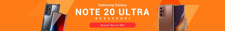 Custodie Samsung Galaxy Note 20 Ultra 5G