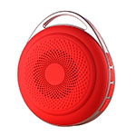 Altoparlante Casse Mini Bluetooth Sostegnoble Stereo Speaker S20 Rosso