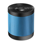 Altoparlante Casse Mini Bluetooth Sostegnoble Stereo Speaker S21 Blu