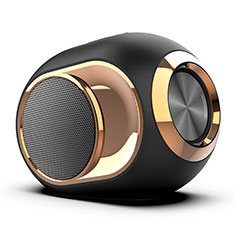 Altoparlante Casse Mini Bluetooth Sostegnoble Stereo Speaker K05 Nero