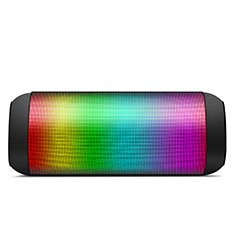 Altoparlante Casse Mini Bluetooth Sostegnoble Stereo Speaker S11 per Samsung Galaxy S21 Plus 5G Nero