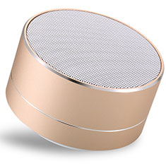 Altoparlante Casse Mini Bluetooth Sostegnoble Stereo Speaker S24 per Huawei Mate 30 Oro