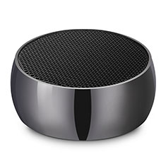 Altoparlante Casse Mini Bluetooth Sostegnoble Stereo Speaker S25 Nero