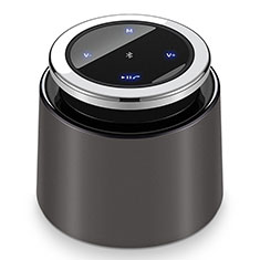 Altoparlante Casse Mini Bluetooth Sostegnoble Stereo Speaker S26 per Huawei Mate 30 Pro Nero
