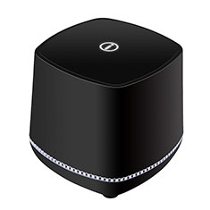 Altoparlante Casse Mini Sostegnoble Stereo Speaker W06 per Samsung Galaxy S30 Plus 5G Nero