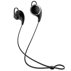 Auricolare Bluetooth Cuffia Stereo Senza Fili Sport Corsa H42 per LG K92 5G Nero