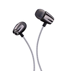 Auricolari Cuffia In Ear Stereo Universali Sport Corsa H26 per Apple iPhone 11 Nero