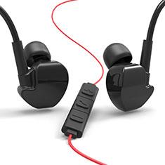 Auricolari Cuffie In Ear Stereo Universali Sport Corsa H36 per Huawei Honor Pad 5.8.0 Nero