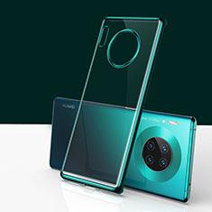 Cover Crystal Trasparente Rigida Cover H01 per Huawei Mate 30 Verde