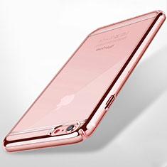 Cover Crystal Trasparente Rigida per Apple iPhone 6S Rosa
