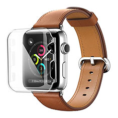 Cover Crystal Trasparente Rigida per Apple iWatch 3 42mm Chiaro