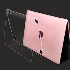 Cover Crystal Trasparente Rigida per Apple MacBook Air 13 pollici (2020) Chiaro