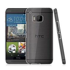 Cover Crystal Trasparente Rigida per HTC One M9 Chiaro