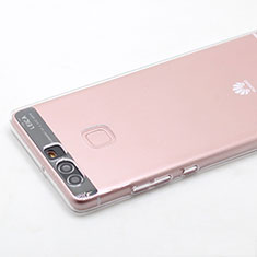 Cover Crystal Trasparente Rigida per Huawei P9 Plus Chiaro