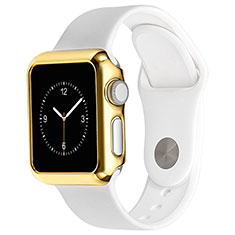 Cover Lusso Alluminio Laterale C03 per Apple iWatch 42mm Oro