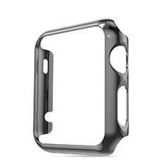Cover Lusso Alluminio Laterale per Apple iWatch 3 38mm Grigio