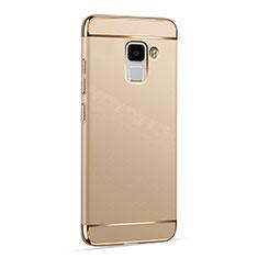 Cover Lusso Alluminio per Huawei Honor 7 Oro