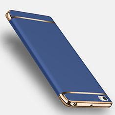 Cover Lusso Alluminio per Xiaomi Mi Note Blu