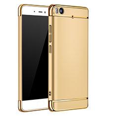 Cover Lusso Metallo Laterale e Plastica per Xiaomi Mi 5S Oro
