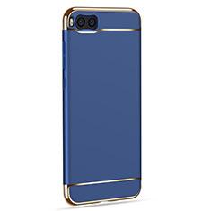 Cover Lusso Metallo Laterale e Plastica per Xiaomi Mi Note 3 Blu