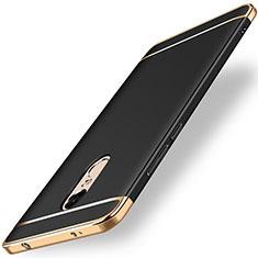 Cover Lusso Metallo Laterale e Plastica per Xiaomi Redmi Note 4X Nero