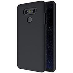 Cover Plastica Rigida Opaca B01 per LG G6 Nero