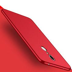 Cover Plastica Rigida Opaca M01 per Huawei Enjoy 6 Rosso