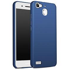 Cover Plastica Rigida Opaca M01 per Huawei G8 Mini Blu