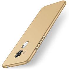 Cover Plastica Rigida Opaca M01 per Huawei G9 Plus Oro