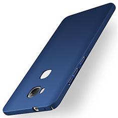 Cover Plastica Rigida Opaca M01 per Huawei GR5 Blu