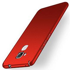 Cover Plastica Rigida Opaca M01 per Huawei GR5 Mini Rosso