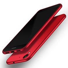 Cover Plastica Rigida Opaca M01 per Huawei Honor 5A Rosso