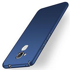 Cover Plastica Rigida Opaca M01 per Huawei Honor 7 Lite Blu
