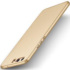 Cover Plastica Rigida Opaca M01 per Huawei P10 Oro