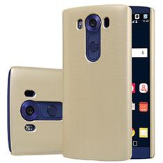 Cover Plastica Rigida Opaca M01 per LG V10 Oro