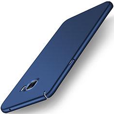 Cover Plastica Rigida Opaca M01 per Samsung Galaxy C7 SM-C7000 Blu