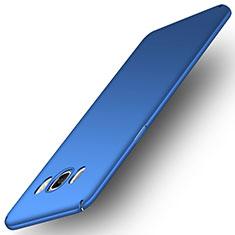 Cover Plastica Rigida Opaca M01 per Samsung Galaxy J5 Duos (2016) Blu