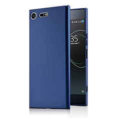 Cover Plastica Rigida Opaca M01 per Sony Xperia XZ Premium Blu