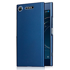 Cover Plastica Rigida Opaca M01 per Sony Xperia XZ1 Blu