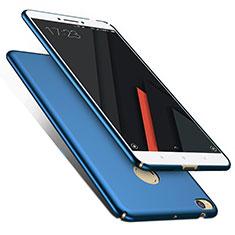 Cover Plastica Rigida Opaca M01 per Xiaomi Mi Max 2 Blu