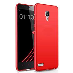 Cover Plastica Rigida Opaca M01 per Xiaomi Redmi Note 4G Rosso