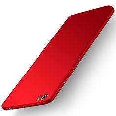 Cover Plastica Rigida Opaca M01 per Xiaomi Redmi Note 5A Standard Edition Rosso