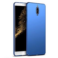 Cover Plastica Rigida Opaca M02 per Huawei Mate 9 Pro Blu