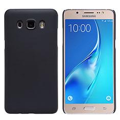 Cover Plastica Rigida Opaca M02 per Samsung Galaxy J5 Duos (2016) Nero