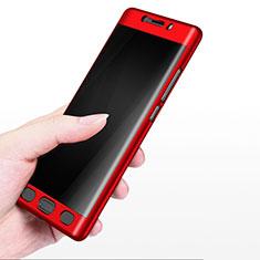Cover Plastica Rigida Opaca M02 per Xiaomi Mi Note 2 Special Edition Rosso